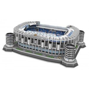 Puzzle 3D Estadio Real Madrid