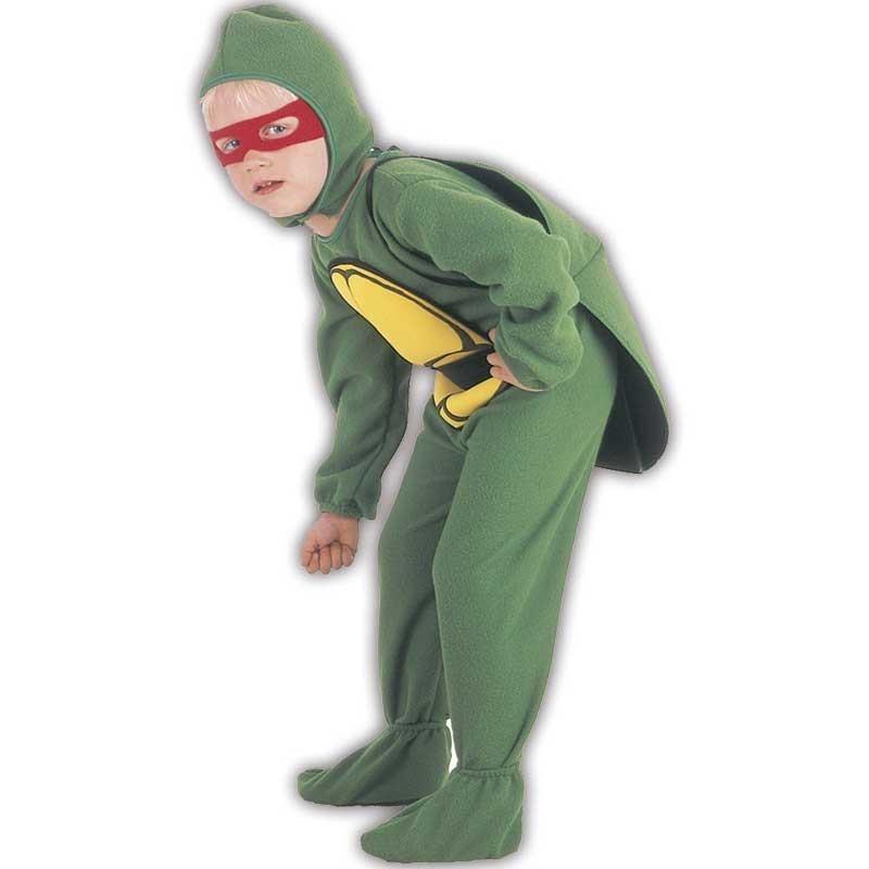 XXS Tortuga Ninja disfraz infantil
