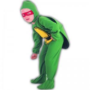 XS Tortuga Ninja disfraz infantil