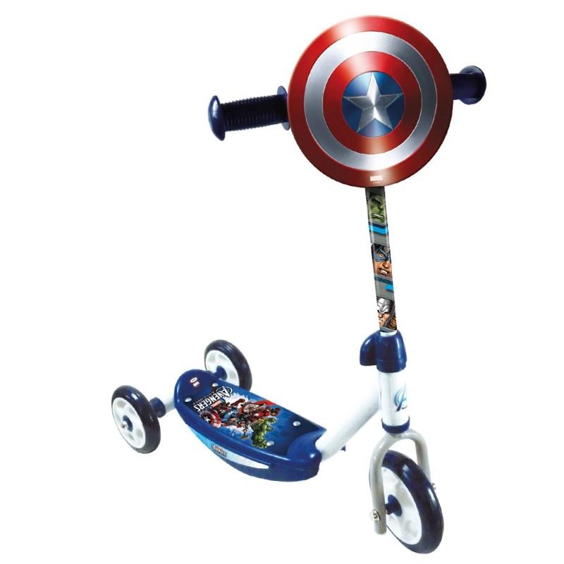 Patinete 3 ruedas Avengers - D´arpeje
