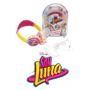 Soy Luna Auriculares Kuffione
