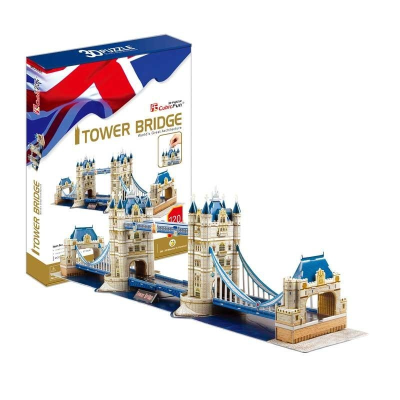 Puzzle 3D Tower Bridge