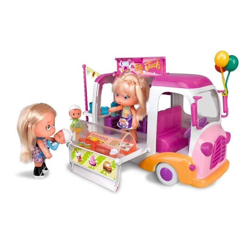 Barriguitas Party Truck