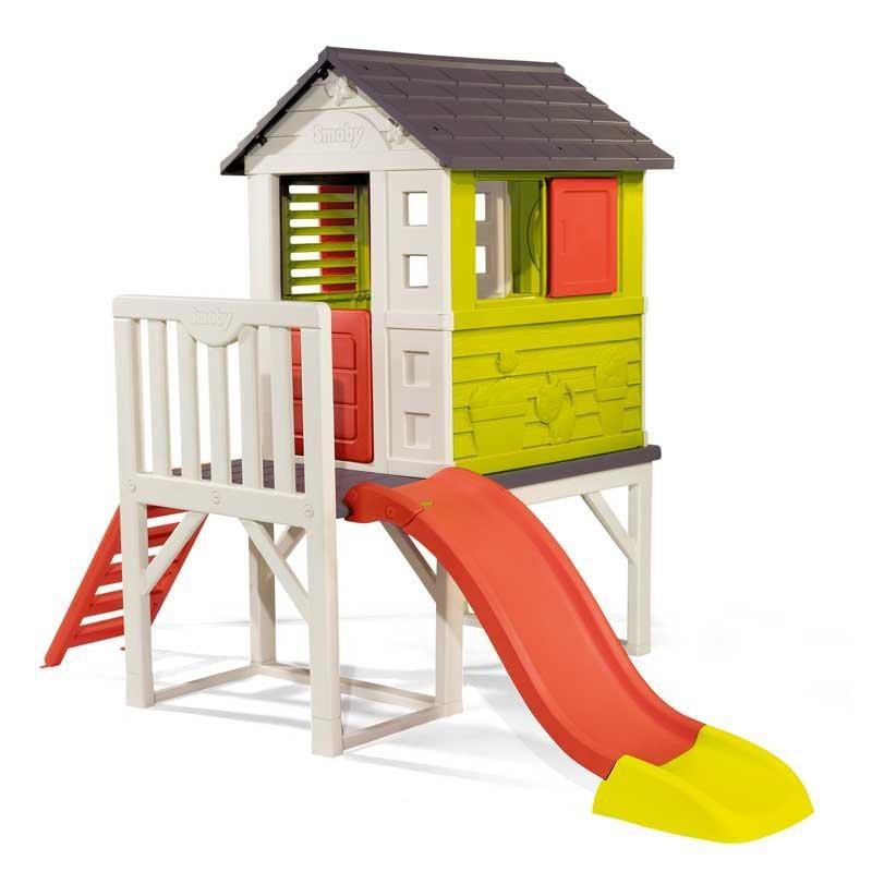 Casa de la Playa con Tobogán