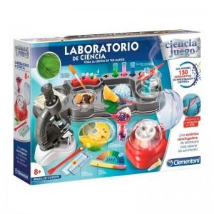 El Gran laboratorio de Ciencia
