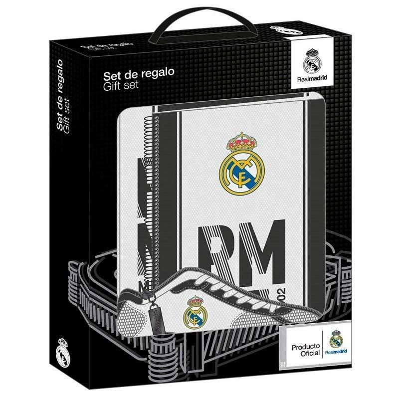 Set de Regalo Real Madrid