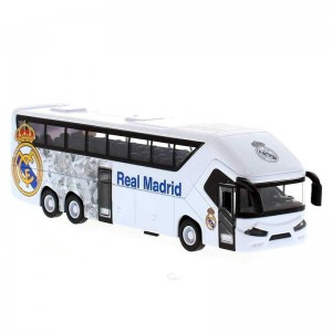 Autobús del Real Madrid