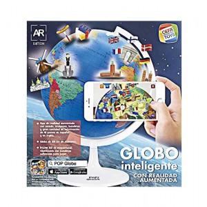 Globo Terráqueo Interactivo con Realidad Aumentada