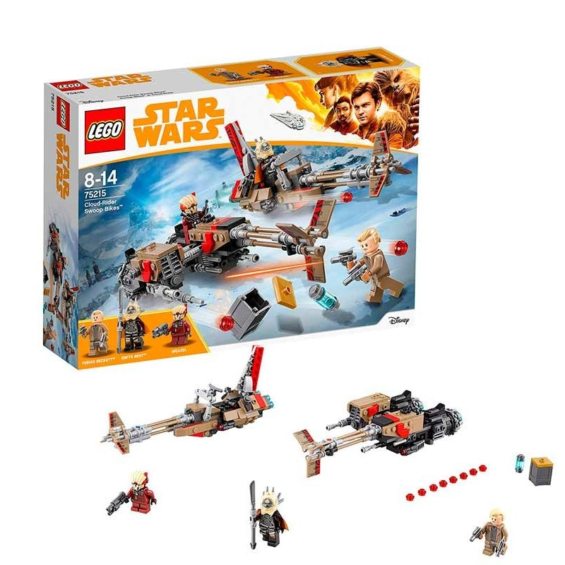 Lego Star Wars Cloud-Rider Swoop Bikes