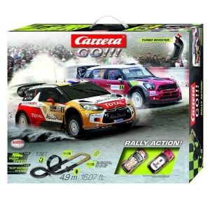 Circuito Carrera Go Rally Action