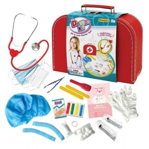 Maletín Set Médico Infantil
