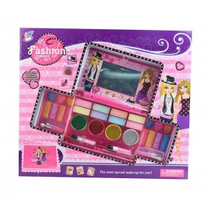 Set de Maquillaje Retráctil