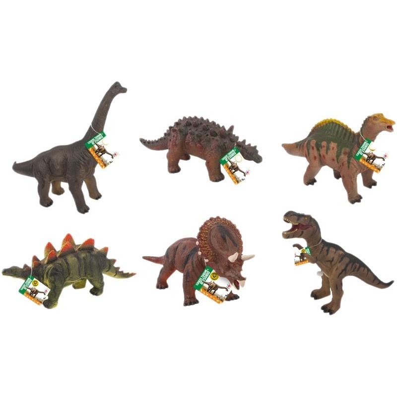 Set Surtido Dinosaurios con Sonidos