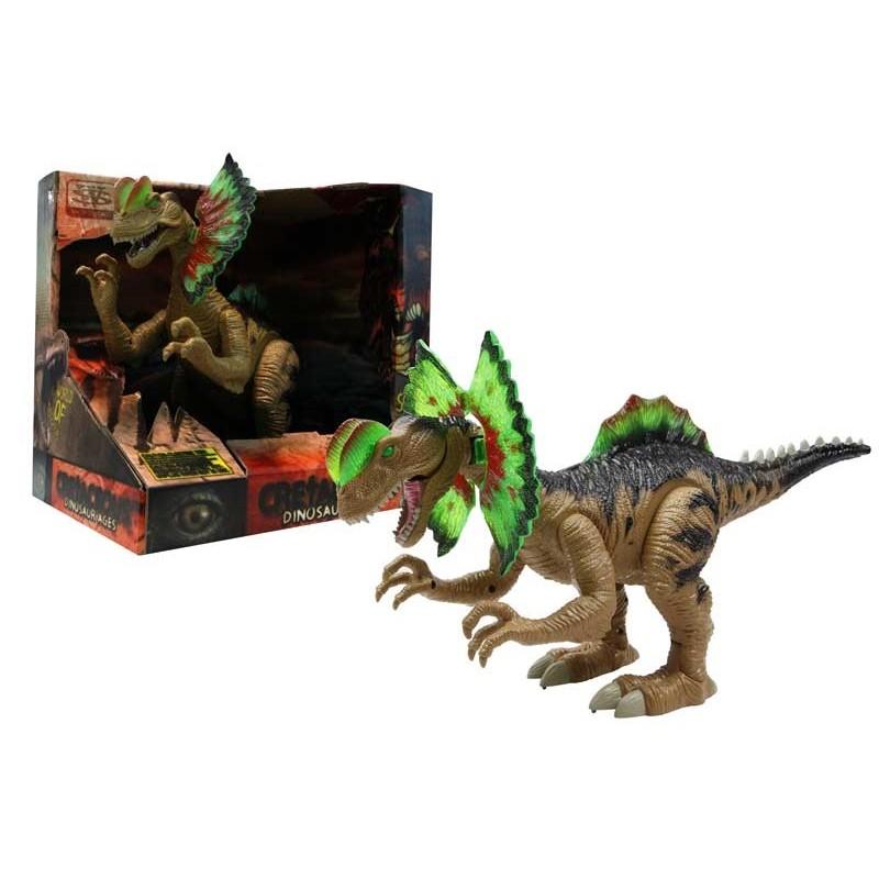 Figura Dinosaurio Dilophosaurus