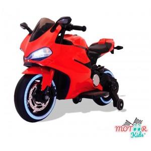 Moto Sport Kids Eléctrica para Niños