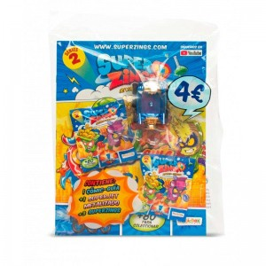 Superzings Serie 2 Pack Starter