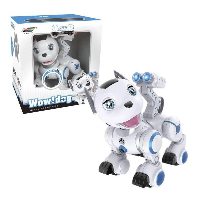 Perro Robot con Funciones