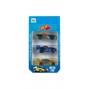 Set Coches de Carreras