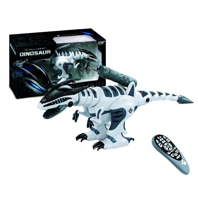 Robot Dinosaurio Interactivo RC Multifuncion