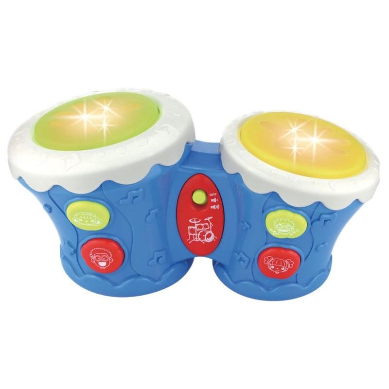 Batería Infantil con Luces y Sonidos