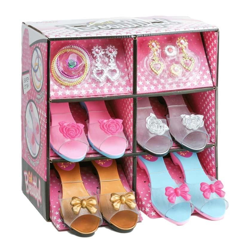Set de Zapatos para Niña