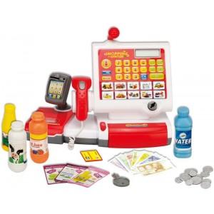 Caja Registradora con Productos Infantil