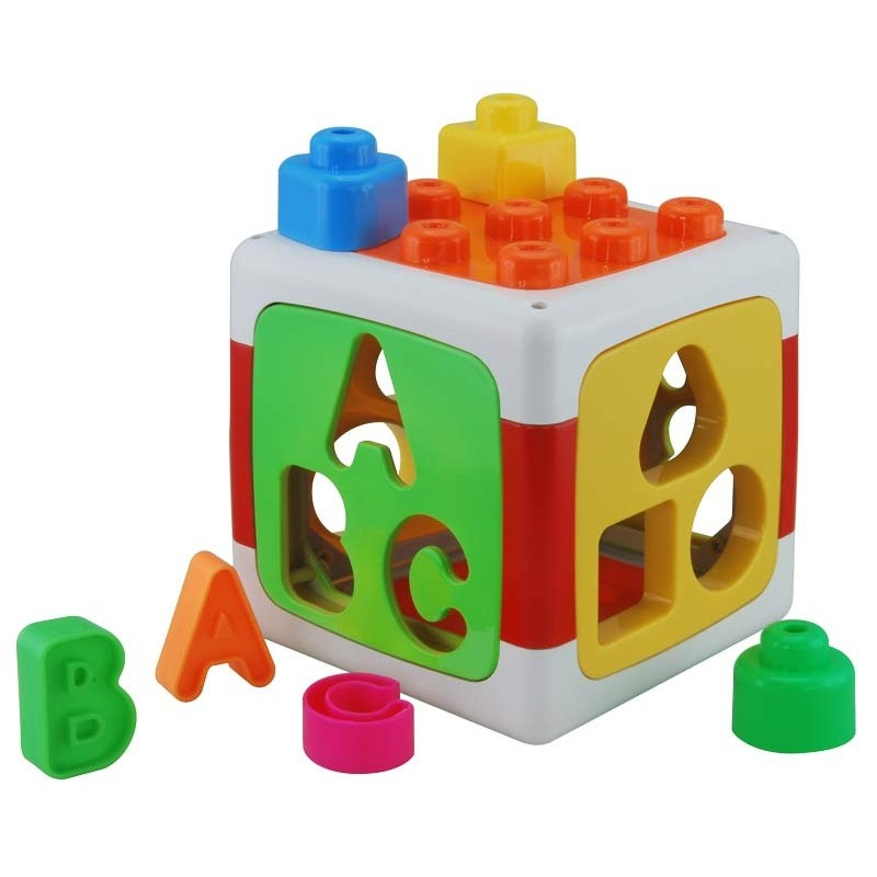 Cubo de Actividades Infantil
