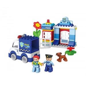 Set de Bloques Infantil de Policía