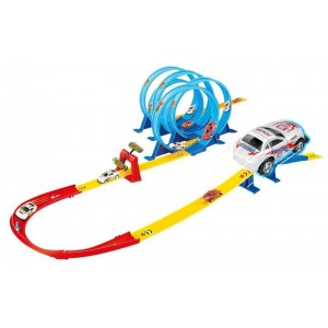 Pista Looping de Coches