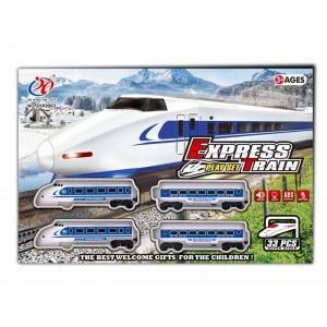 Tren de Alta Velocidad Infantil
