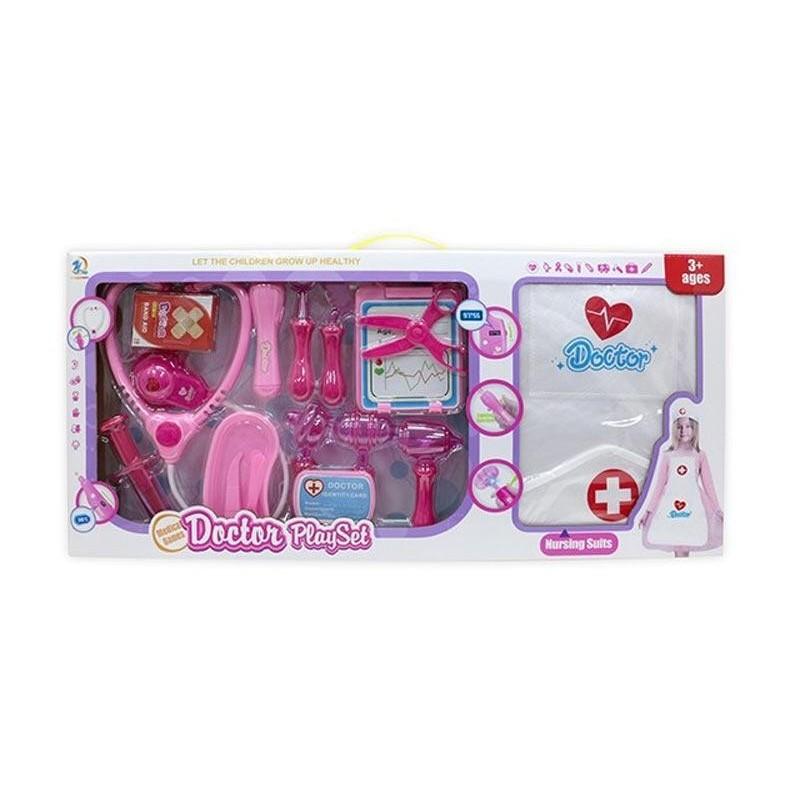 Set Doctor Infantil con 18 Piezas.