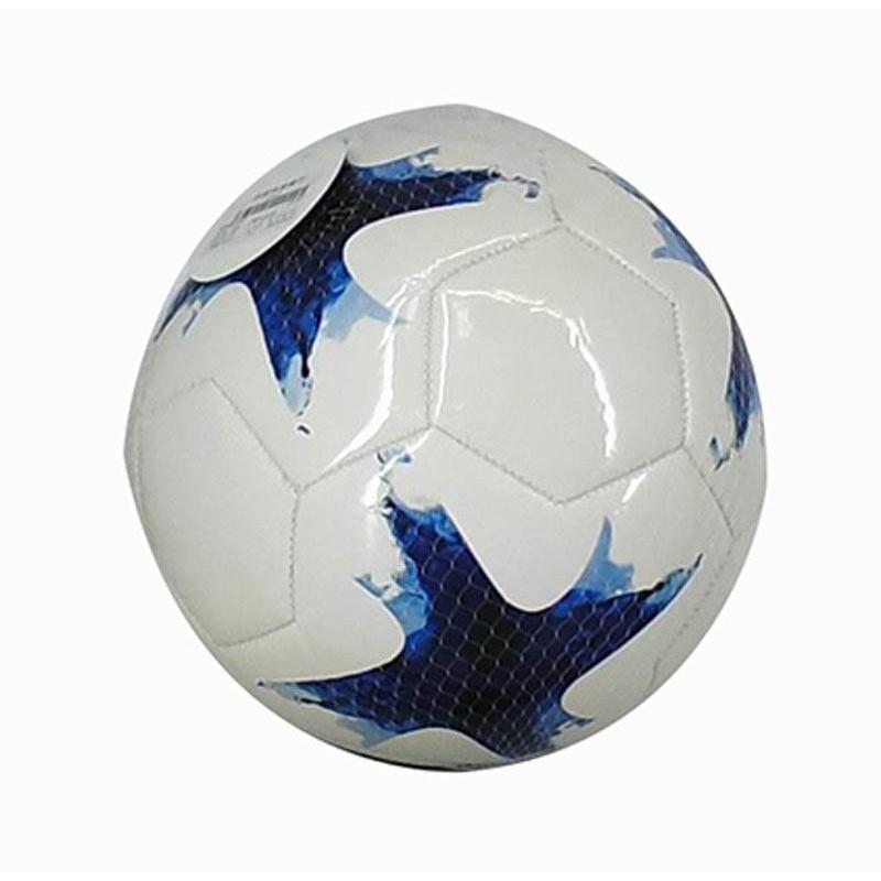Balón de Fútbol de Cuero Blanco