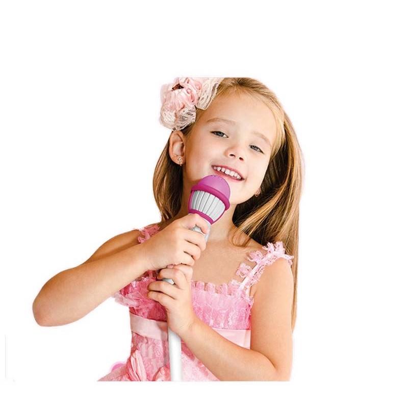 Karaoke con Micrófono Infantil