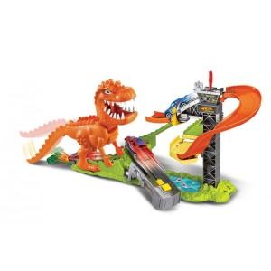 Pista de Aventuras Dinosaurio