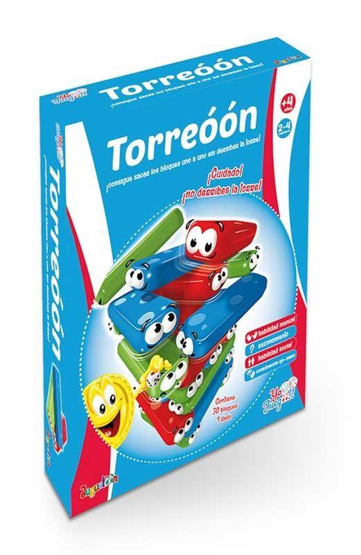 Juego Torreóón YO JUEGOO