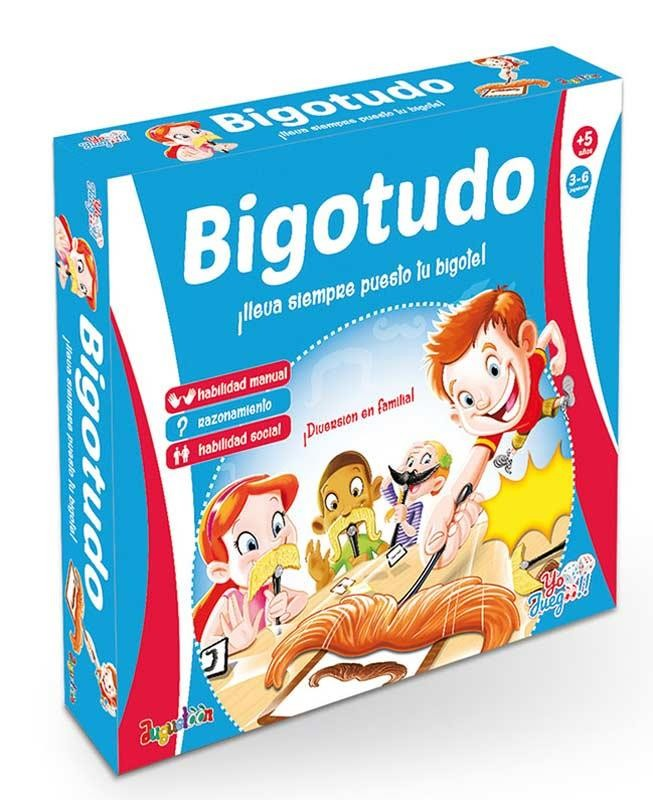 Juego Bigotudo YO JUEGOO