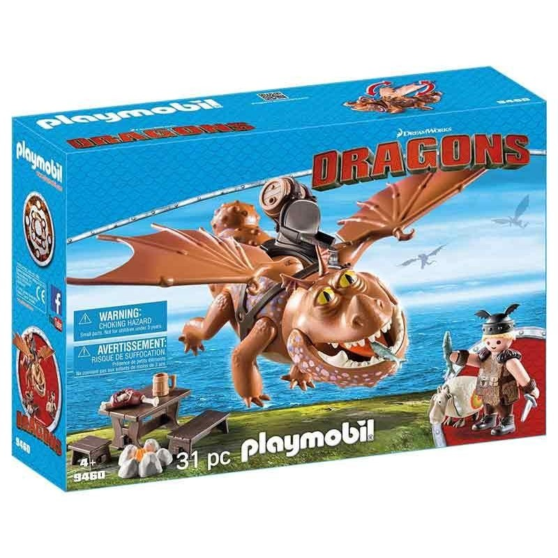 Playmobil Barrilete Patapez