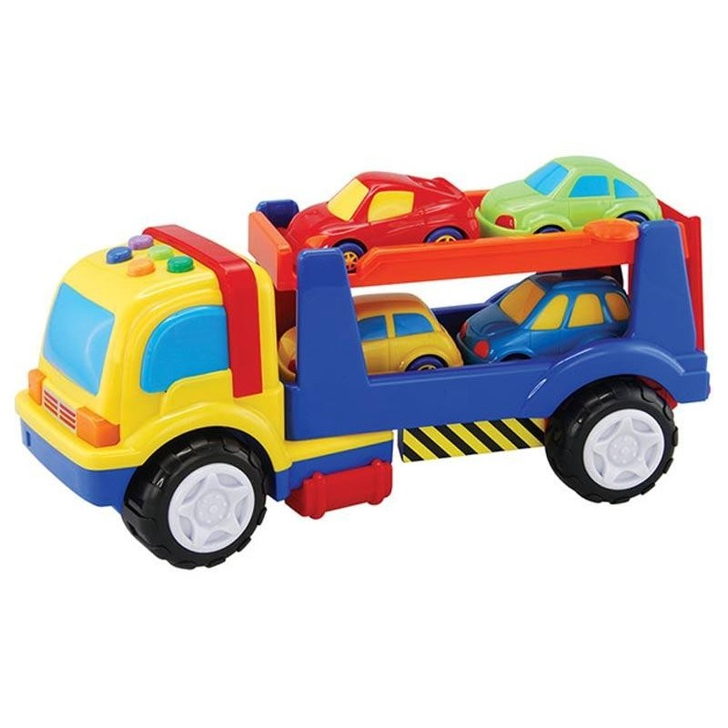 Camión Transportador de Coches