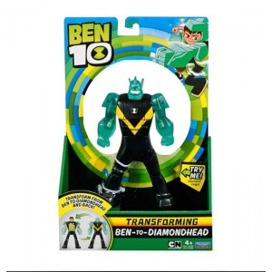 Ben 10 Figura Transformable