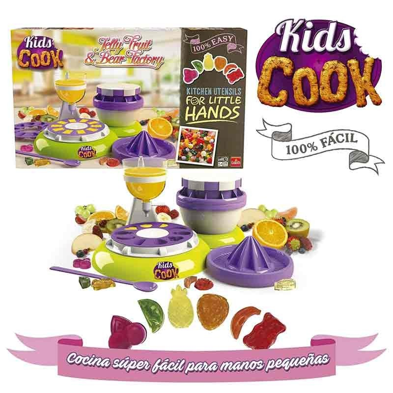 Kids Cook Chuches Ositos