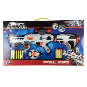 Pistola con Dardos Space Guardian