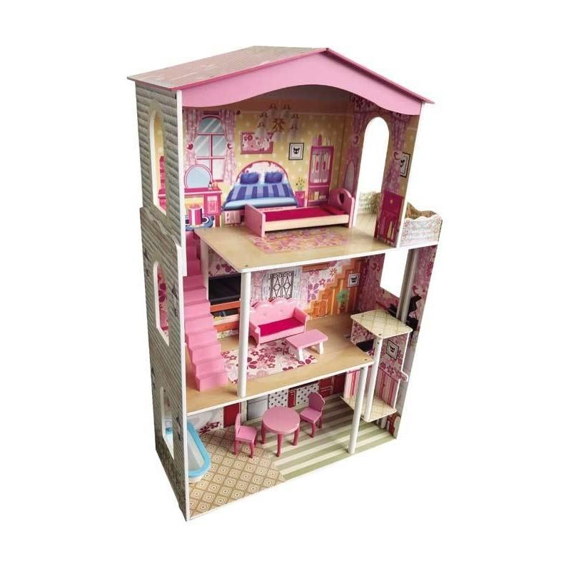 Casa de Muñecas Deluxe Play Hoome
