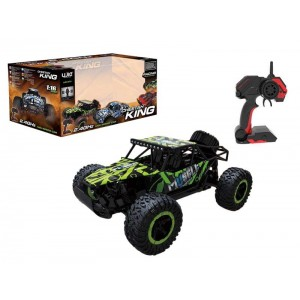 Buggy Radio Control 1:16 King Verde