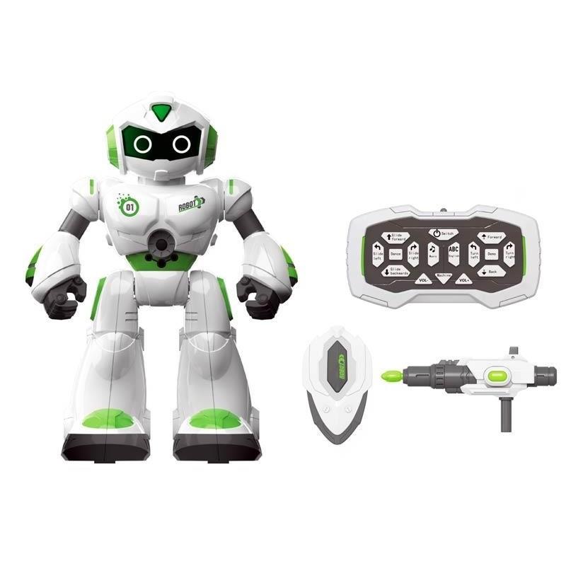 Robot Baila con Radio Control