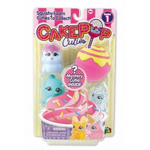 Cake Pop Cuties Blister