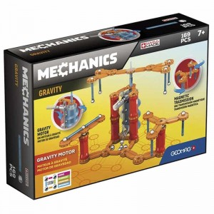 Geomag Mechanics Gravity Motor System