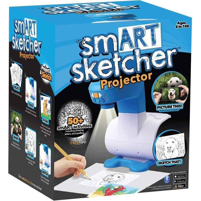 Proyector Smart Sketcher