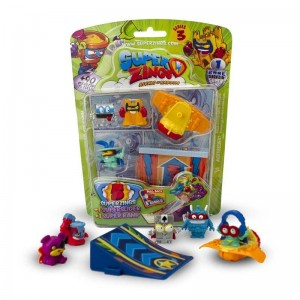 Superzings Serie 3 Blister 5 Figuras