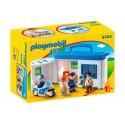 Playmobil 1.2.3 Comisaría de Policía