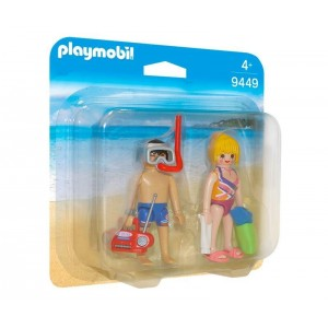 Playmobil Pack Figuras de Playa